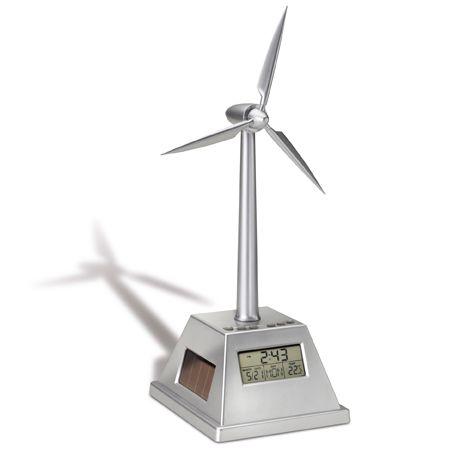 Klokje op zonne-energie