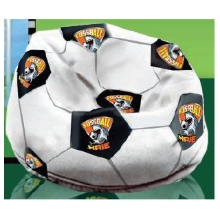 Voetbal zitzak