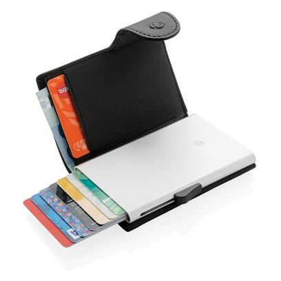 aluminium RFID kaarthouder & portemonnee