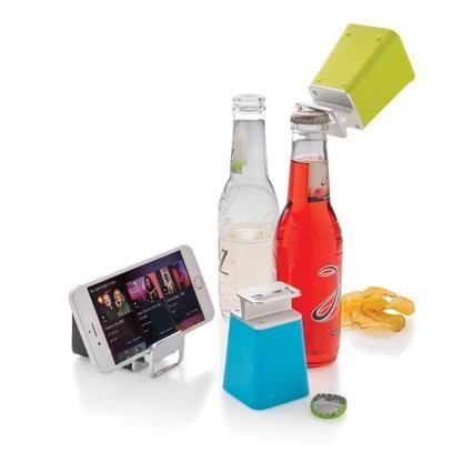 bluetooth speaker en flessenopener