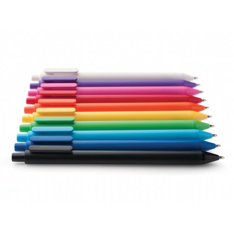 Kleurrijke balpen