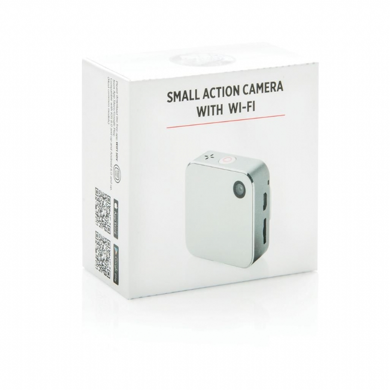 Mini action camera met Wi-Fi