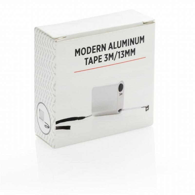Moderne aluminium rolmeter