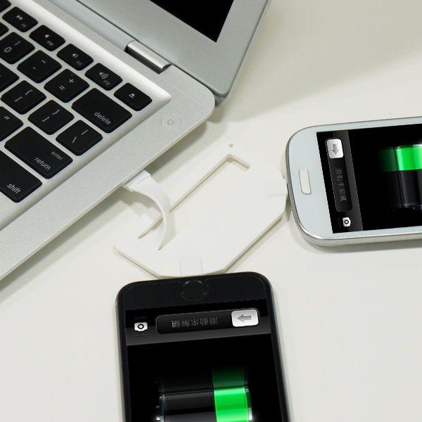 Smartphone accessoires met bedrijfslogo