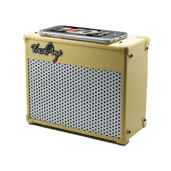 Vintage bluetooth en inductie speaker