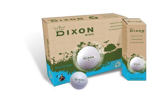 Ecologische golfbal