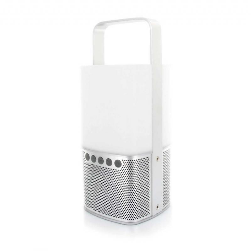 Speaker met sfeerverlichting