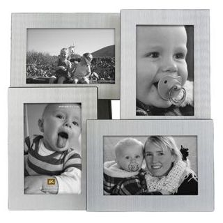 Fotokader voor 4 foto's