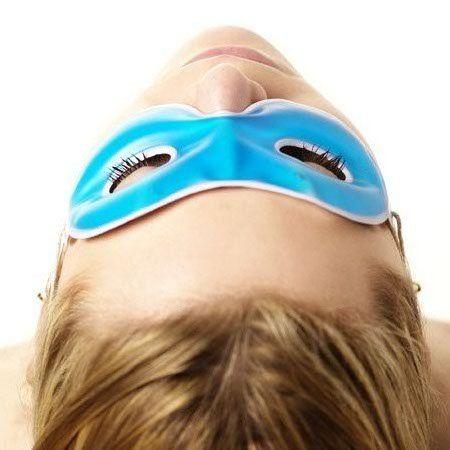 Verkoelend oogmasker