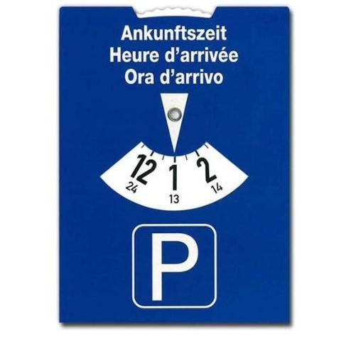 parkeerschijf billboard