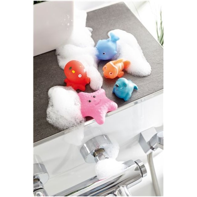 Badspeelgoedjes