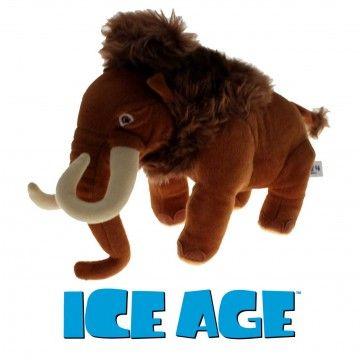 Ice Age pluche beesten