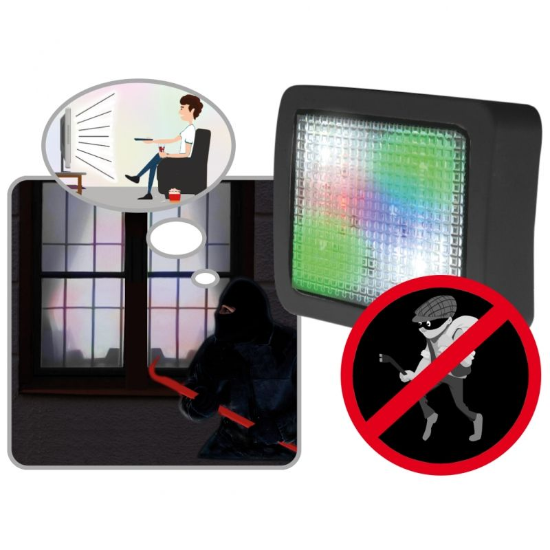 Tv Simulator voor beveiliging
