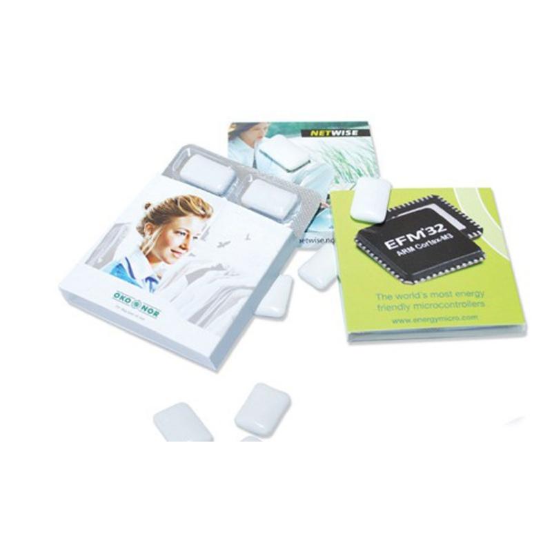 budget 6-pack kauwgom