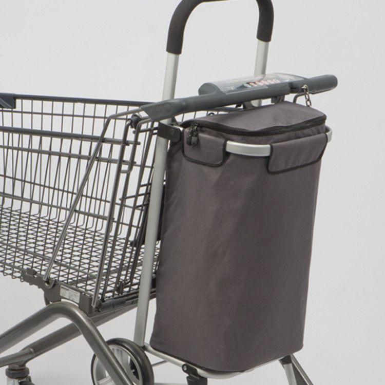 Opvouwbare boodschappen trolley