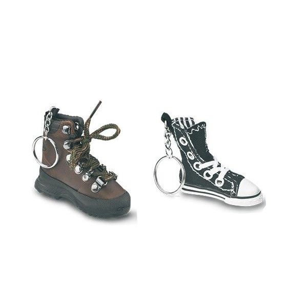 Mini sneaker sleutelhanger