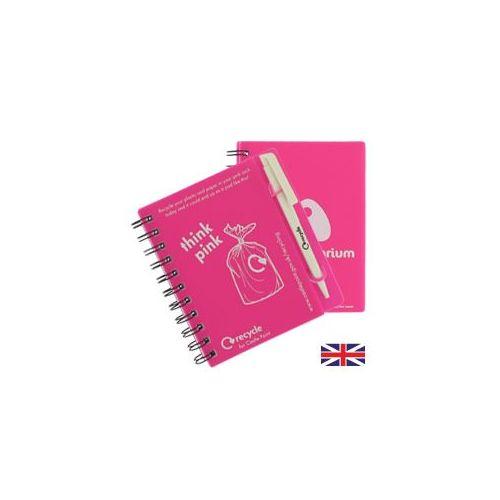 A6 Milieuvriendelijk, trendy notitieboekje