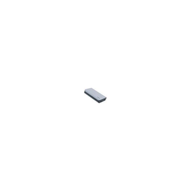 Powerbank 6600 mAh met groot drukoppervlak