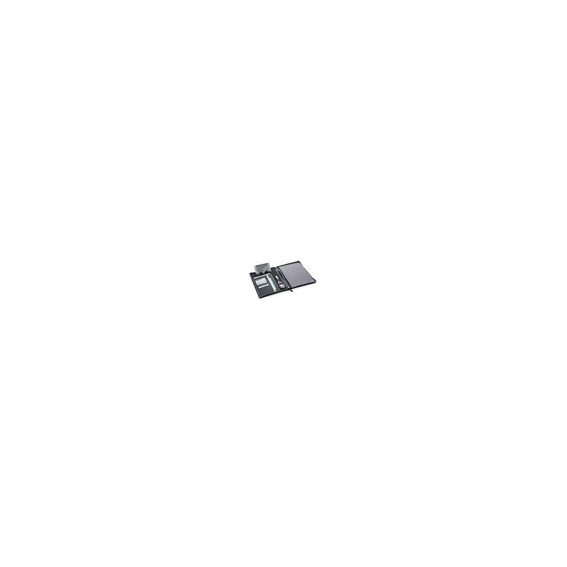 Luxe A4 portfolio met rits