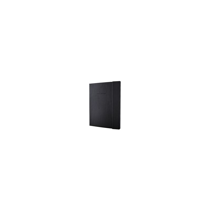 Notebook CONCEPTUM®, zwart , Hardcover, numberood pa