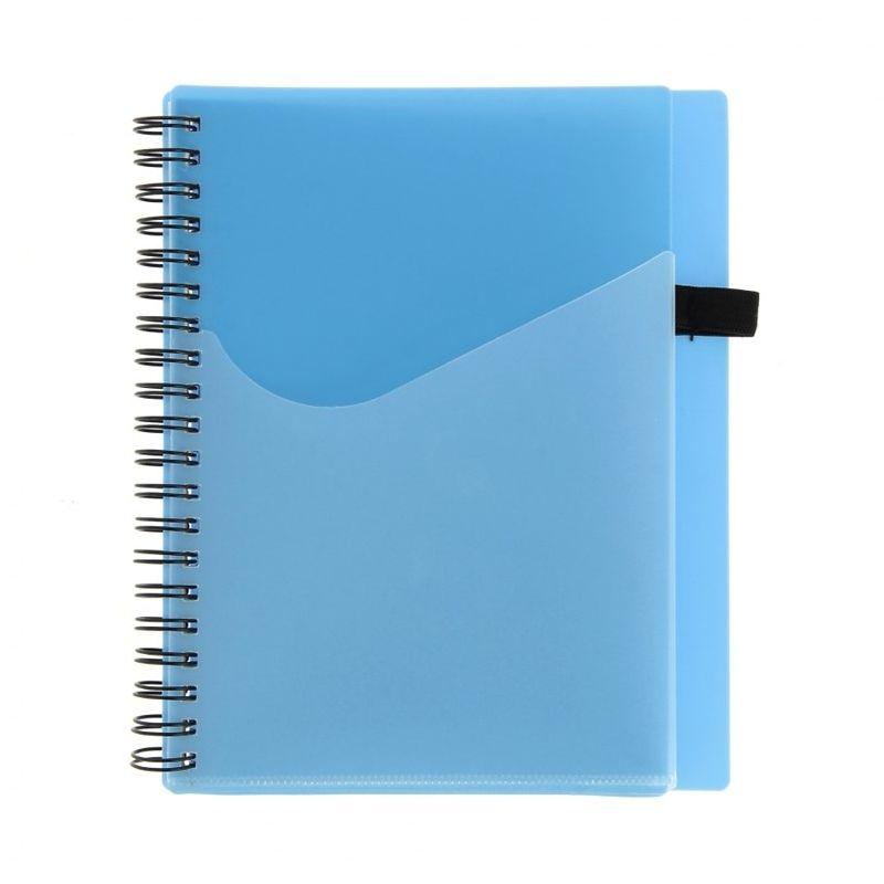 Notitieboek met voorvak