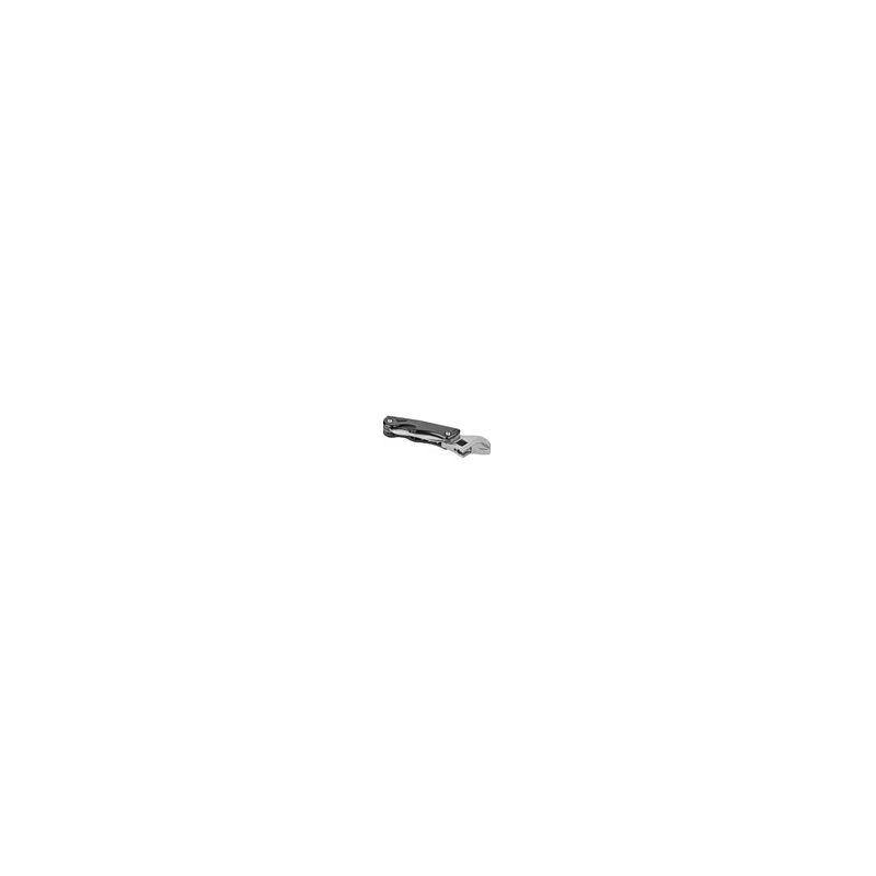 Verstelbare moersleutel multi-tool met licht