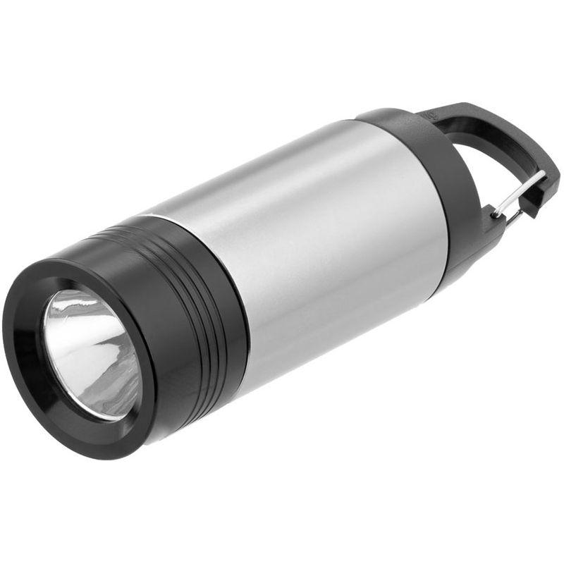 Mini zaklamp /lantaarn met karabijnhaak
