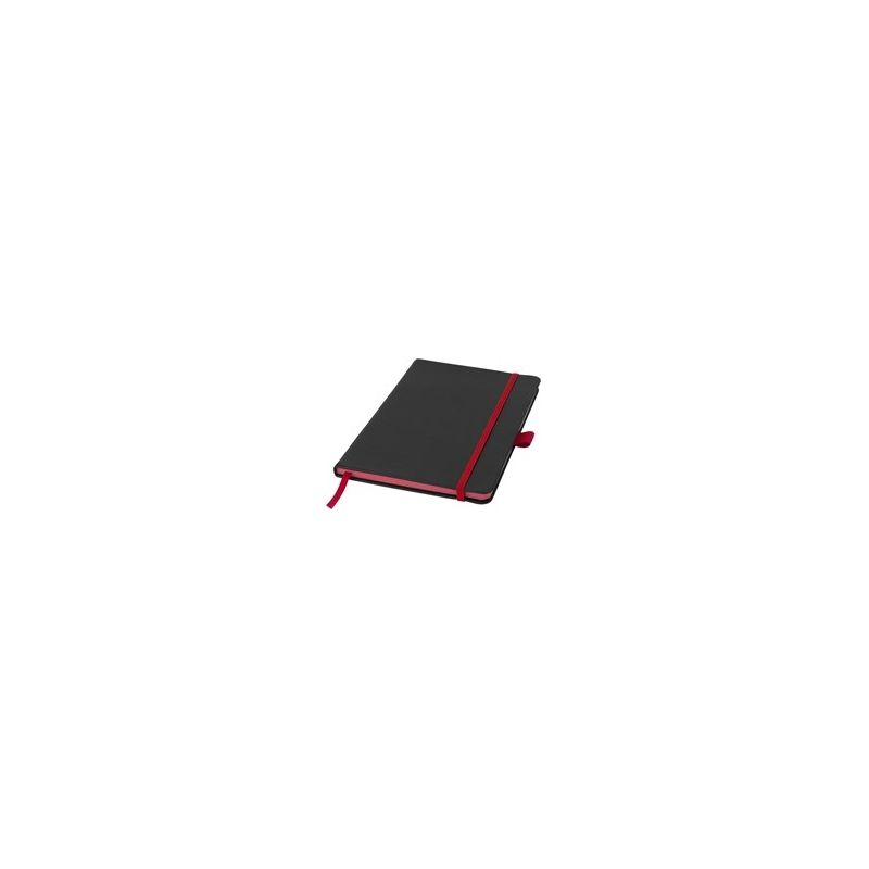 A5 notitieboek met gekleurde rand