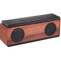 Houten Bluetooth speaker