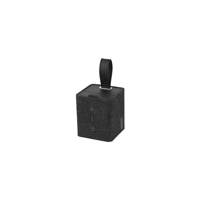Bluetooth luidspreker met stoffen oppervlak