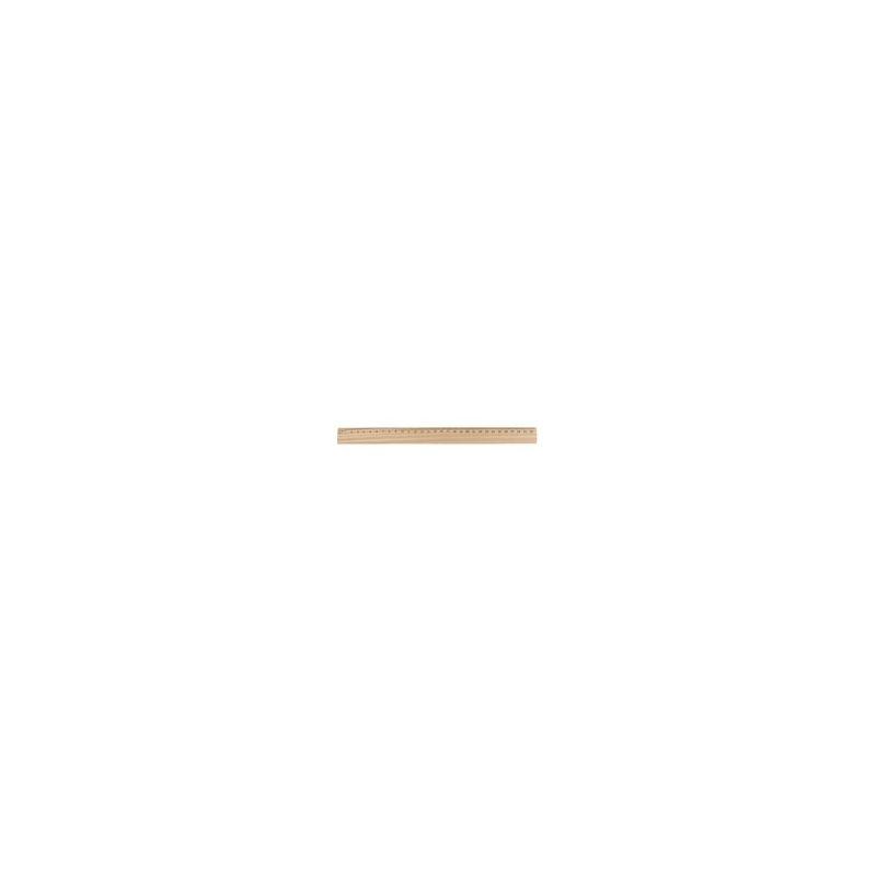 Houten liniaal
