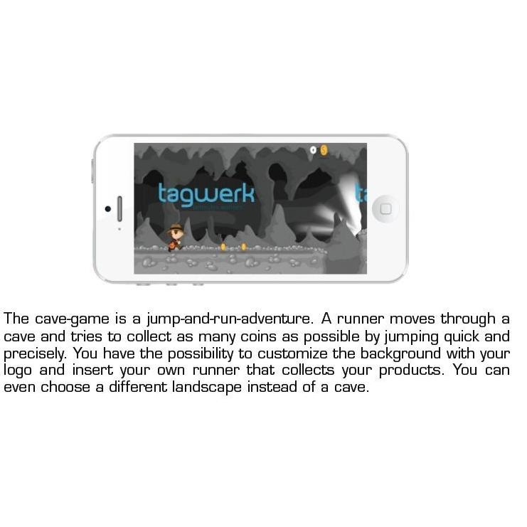 Uw eigen app : mobile game