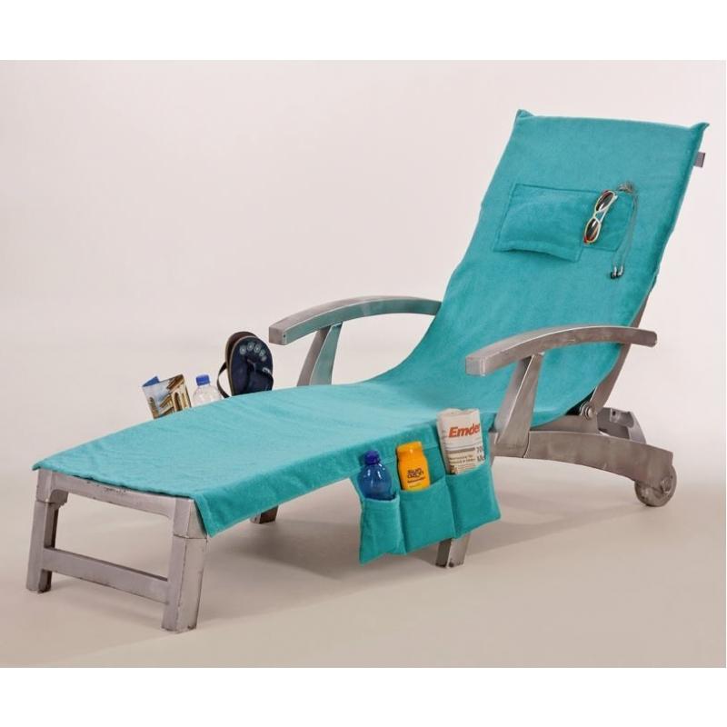 Aan strand of zwembad eindelijk enkel relaxen