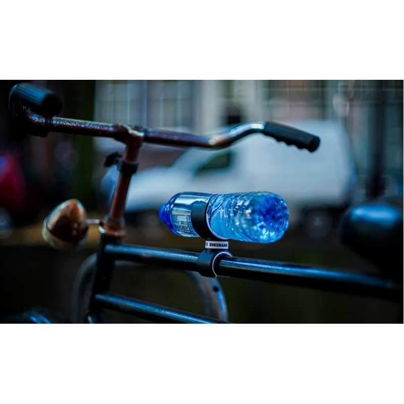 Praktische en mooie houder voor de fiets