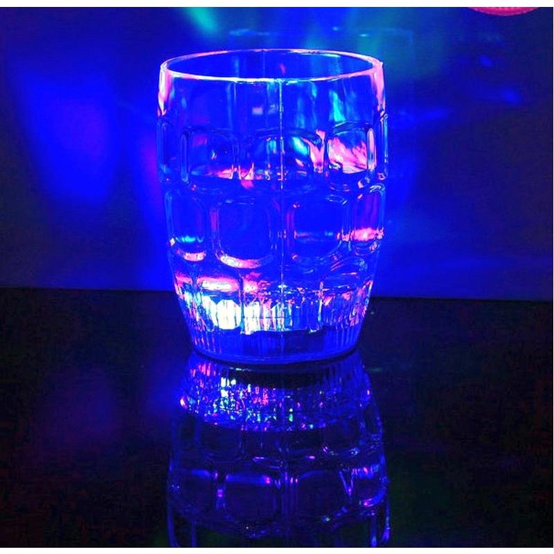 Transparant LED glas
