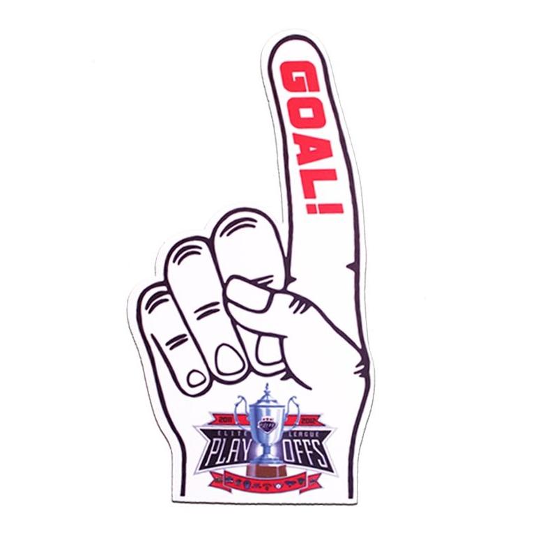 Handschoen voor Supporters
