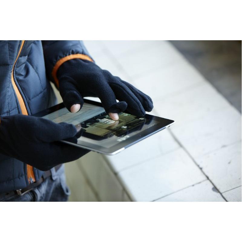 Touch-screen fleece handschoenen
