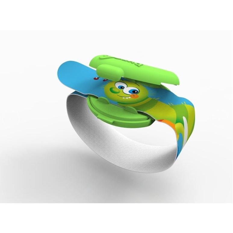 SOS vakantie polsbandje in eigen design