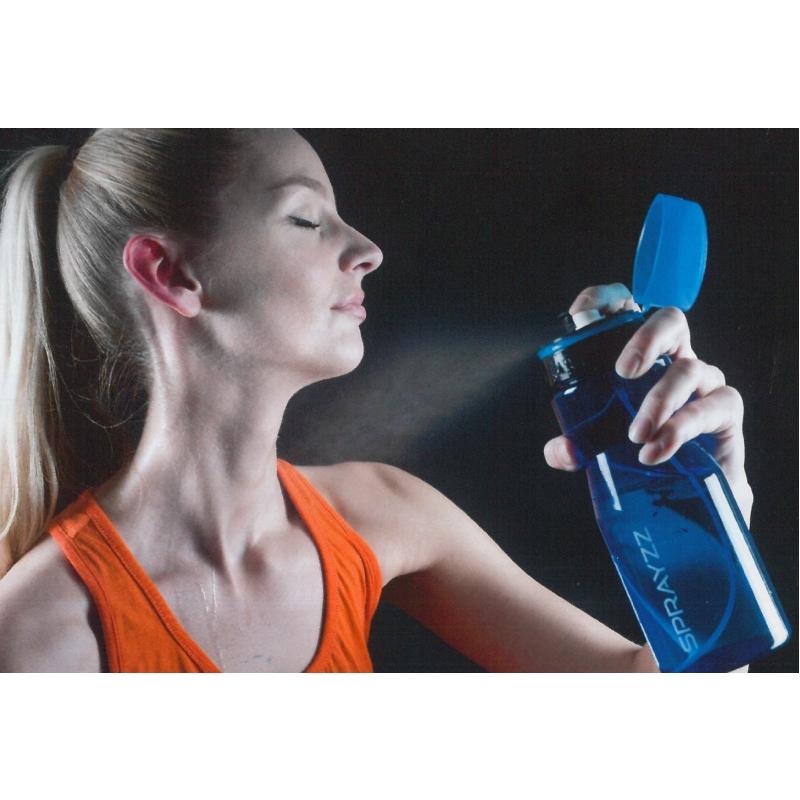 Spray waterfles