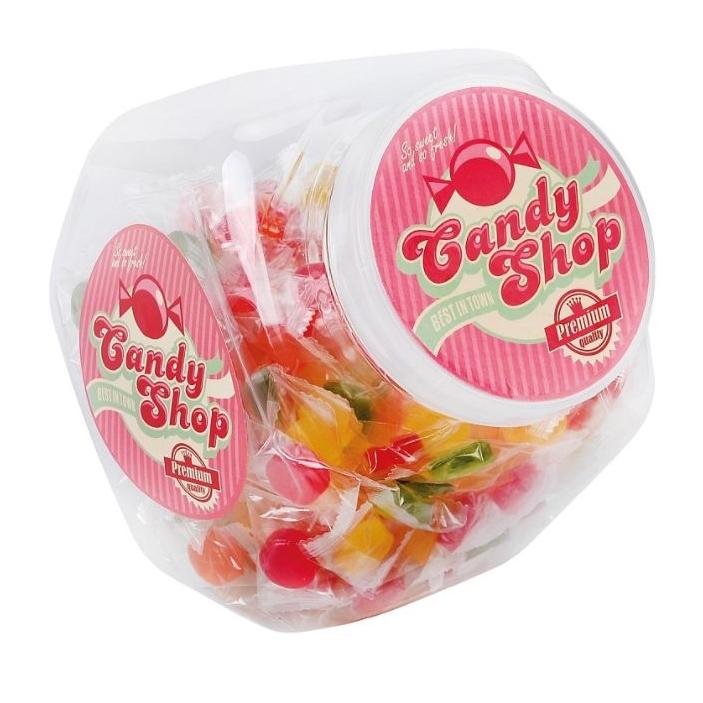 Snoepbokaal met deksel