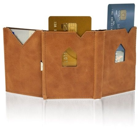 Exentri Wallet met RFID bescherming