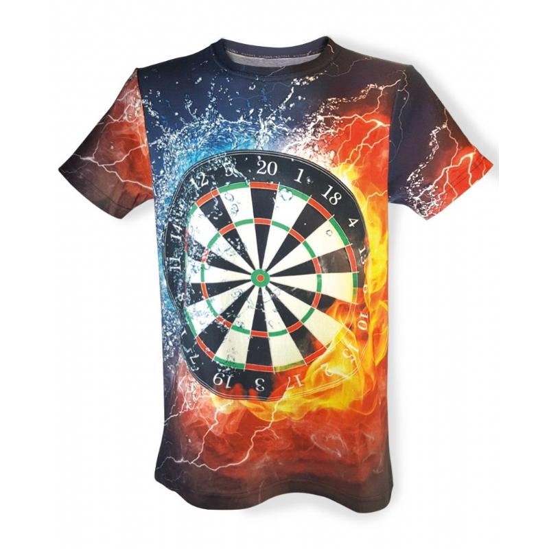 Fullcolour bedrukt T-shirt