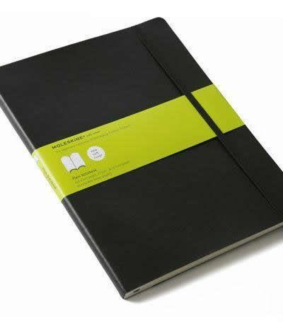 Moleskine notitieboek