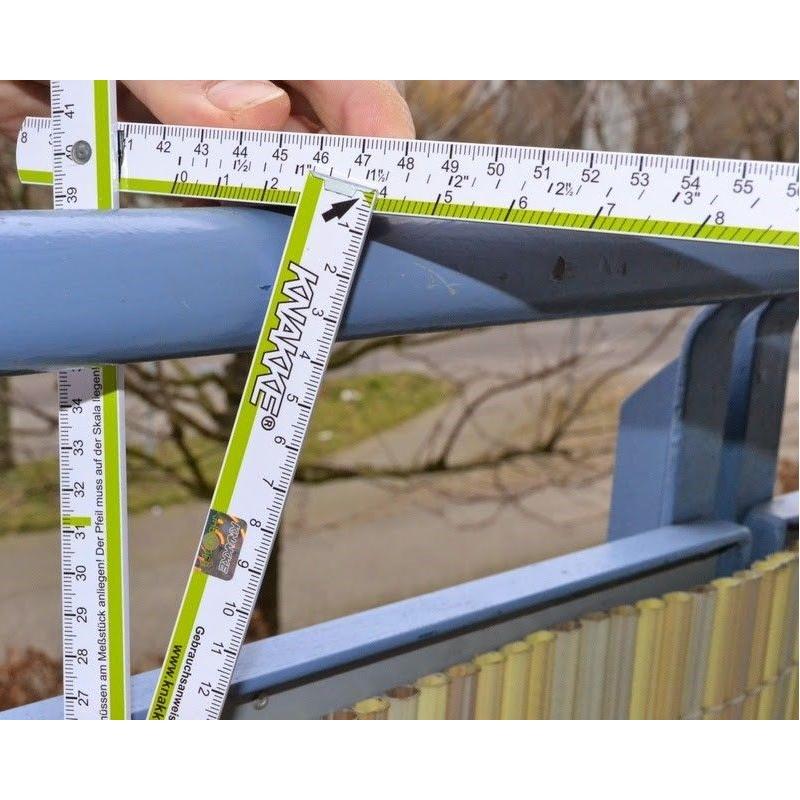 Multifunctionele plooimeter
