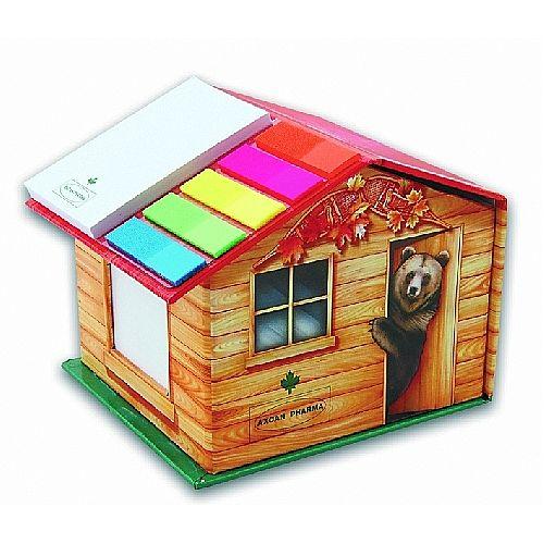 Papierblok huis