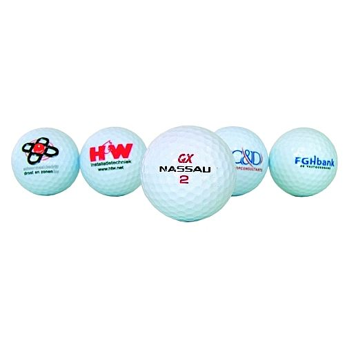 Nassau QX Golfbal