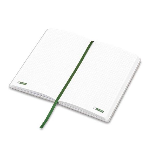 Textielhoes notitieboek