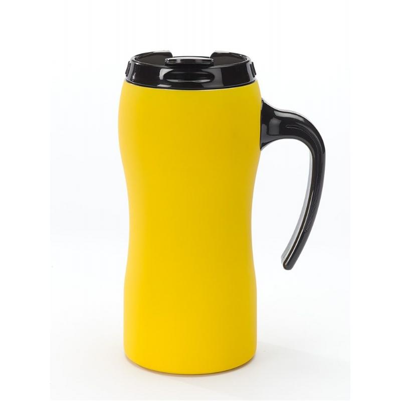 aluminium thermo Mug