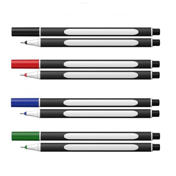 Fineliners, voor uitzonderlijk schrijfplezier