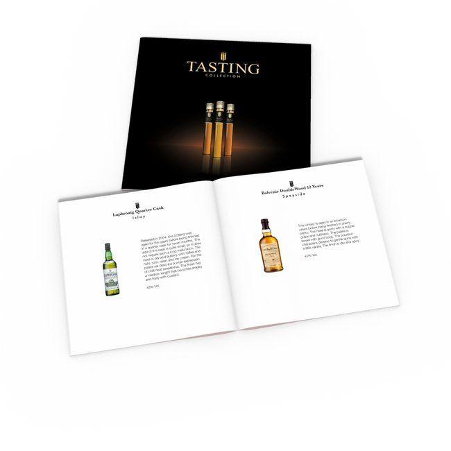 Whisky proeverij in luxe geschenkverpakking